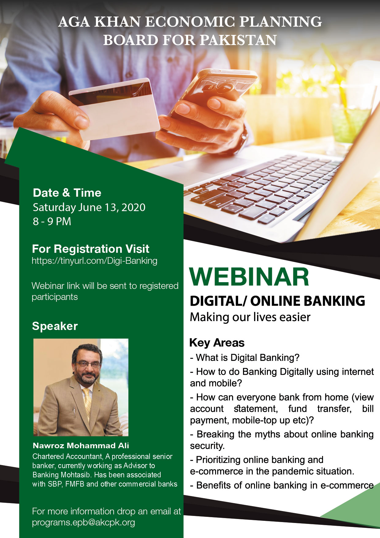 Digital/ Online Banking: Making our Lives Easier