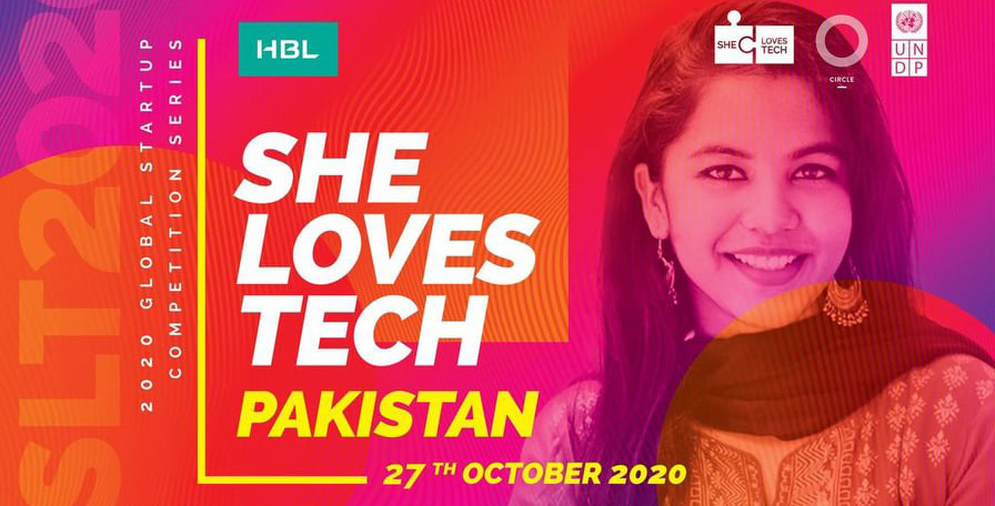 "Startup - Competition ""SHE LOVES TECH"""
