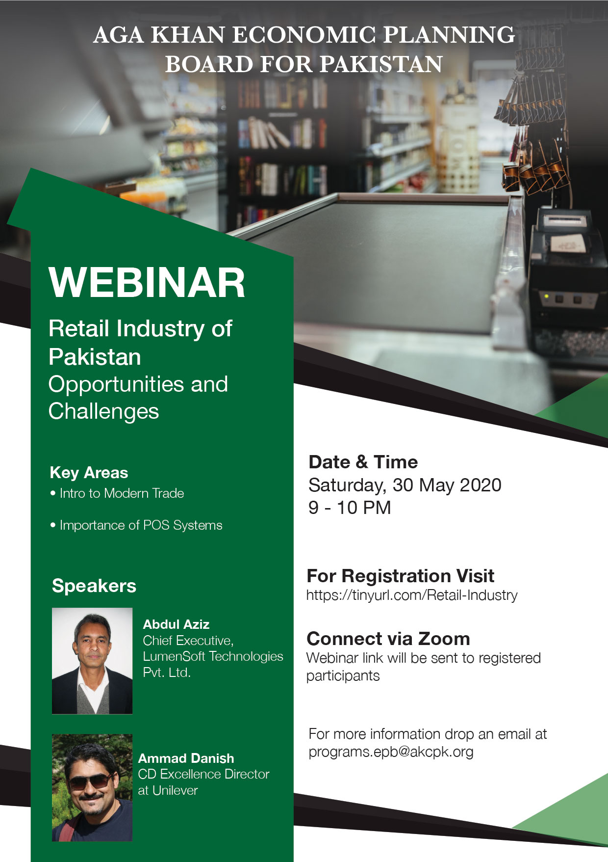 Retail Industry of Pakistan - Opportunities and Challenges
